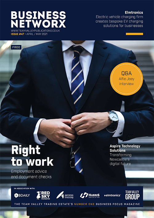 Latest Business Networx Issue